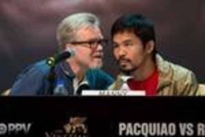 freddie roach:  'manny means business this time'
