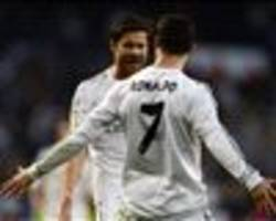 Real Madrid 3-0 Levante: Ronaldo and Marcelo put Blancos back on top