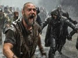 islamic body issues fatwa against russell crowe's new £75million blockbuster noah as three arab countries ban it for 'violating islamic law' by depicting a holy figure