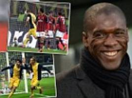 GRAHAM HUNTER'S EUROVIEW: Milan's Champions League future rests with Clarence Seedorf