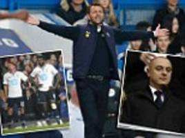 it is easy to blame tim sherwood, but spurs are a mess - martin samuel