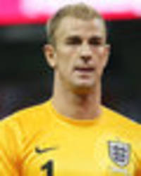 England manager Roy Hodgson keeps faith with Joe Hart