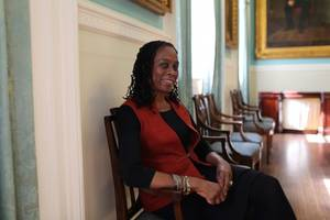 Interview with Chirlane McCray: New York City's first lady talks about her poetry and new blog, #FLONYC