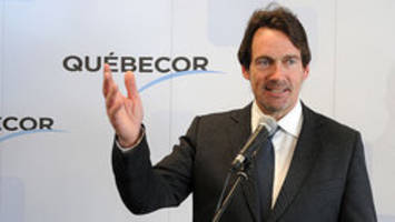 Quebecor's Pierre Karl Peladeau to run for PQ