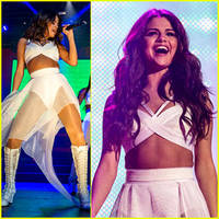 Selena Gomez Hits the Stage for Texas Comeback Concert!