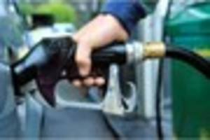 drivers in cheltenham back fairfueluk campaign for 3p cut in fuel...